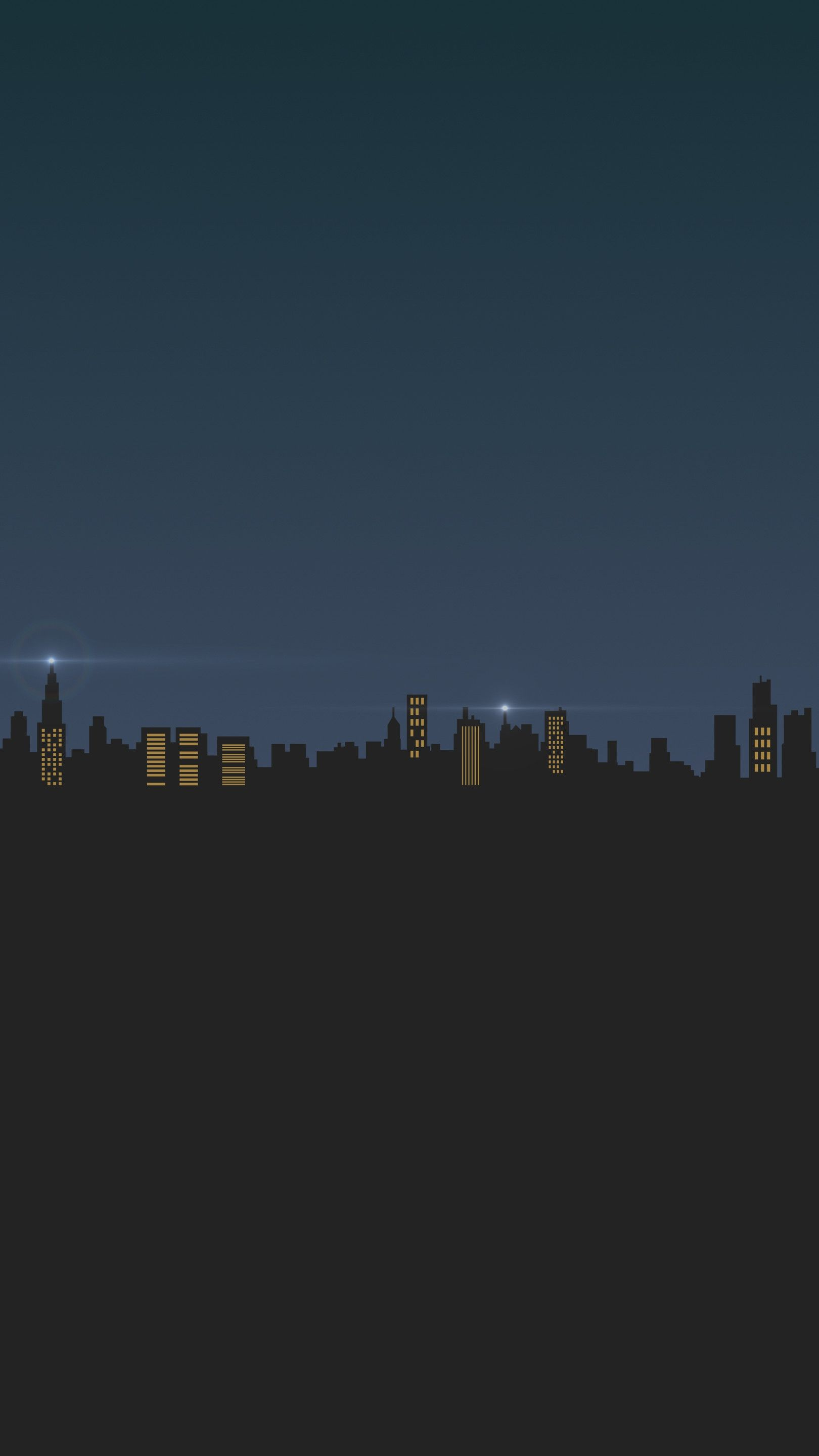 Minimal Dark City Iphone Wallpaper In 2019 City Iphone