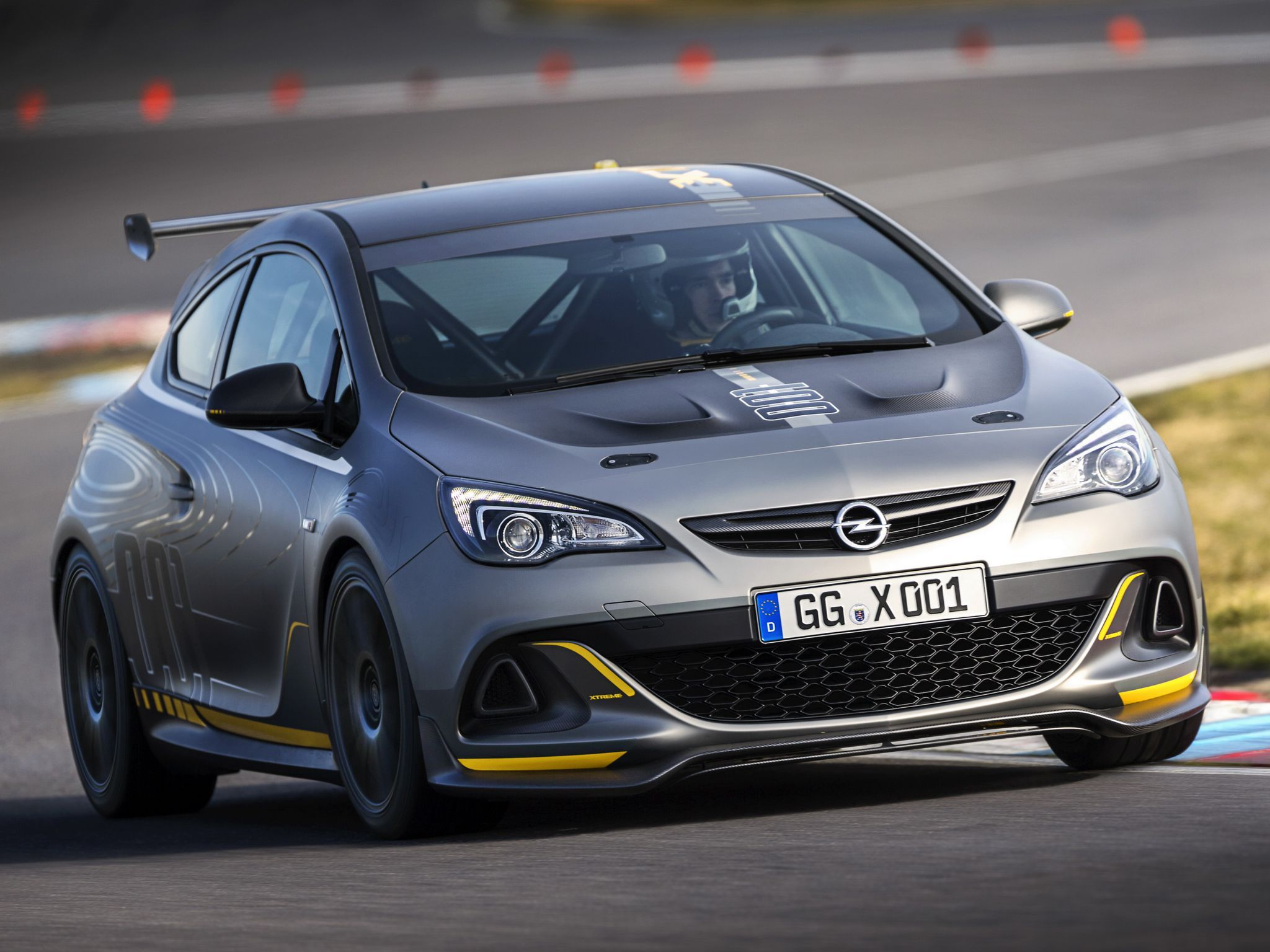2014 Opel Astra Opc Extreme Concept Carwallpapers Pinterest
