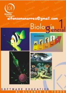 Libros Biología General Para Educación Primaria Secundaria Biología Libro De Biologia Educacion Primaria