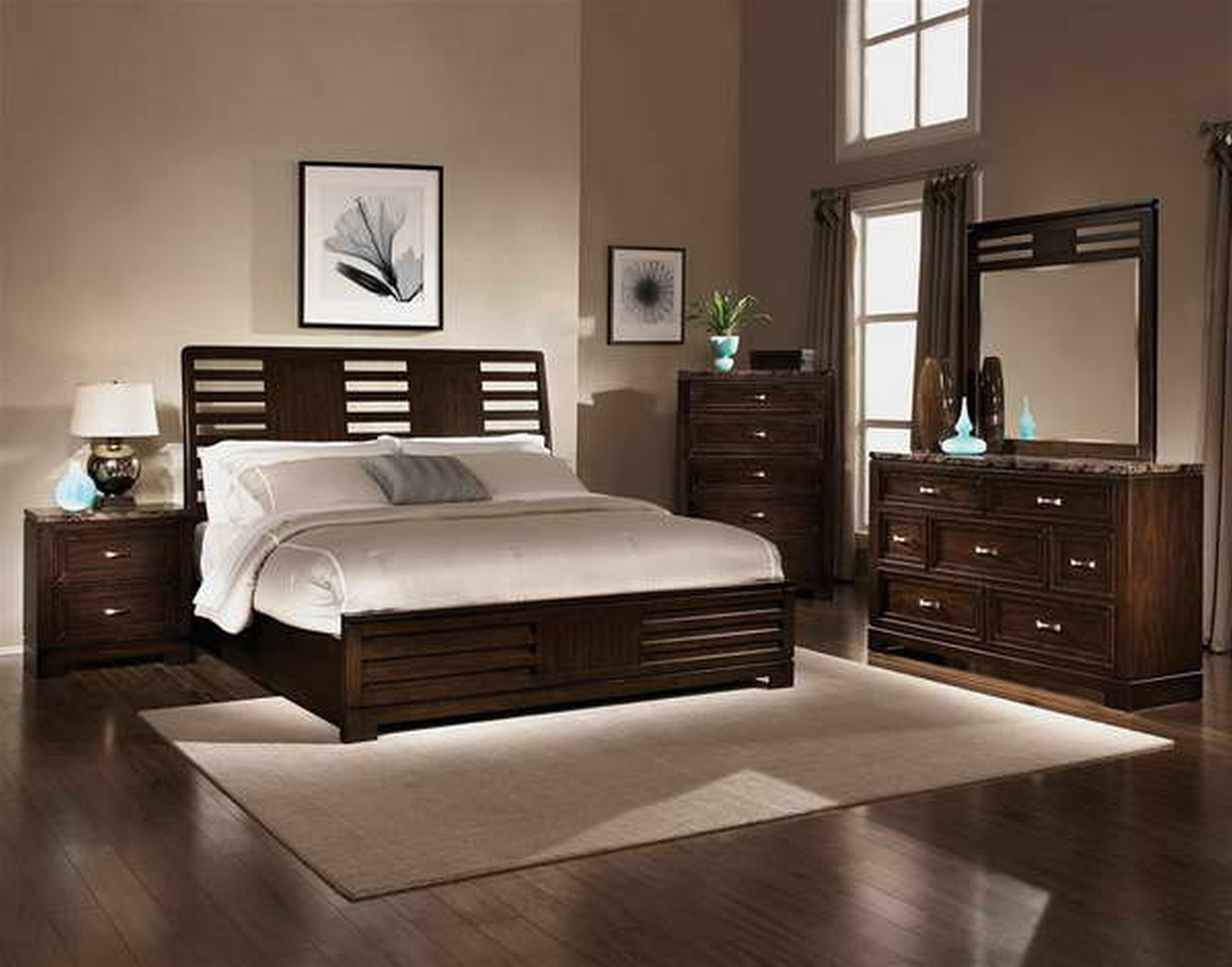 Master Bedroom Paint Colors 2020 With Dark Furniture #2020 ...