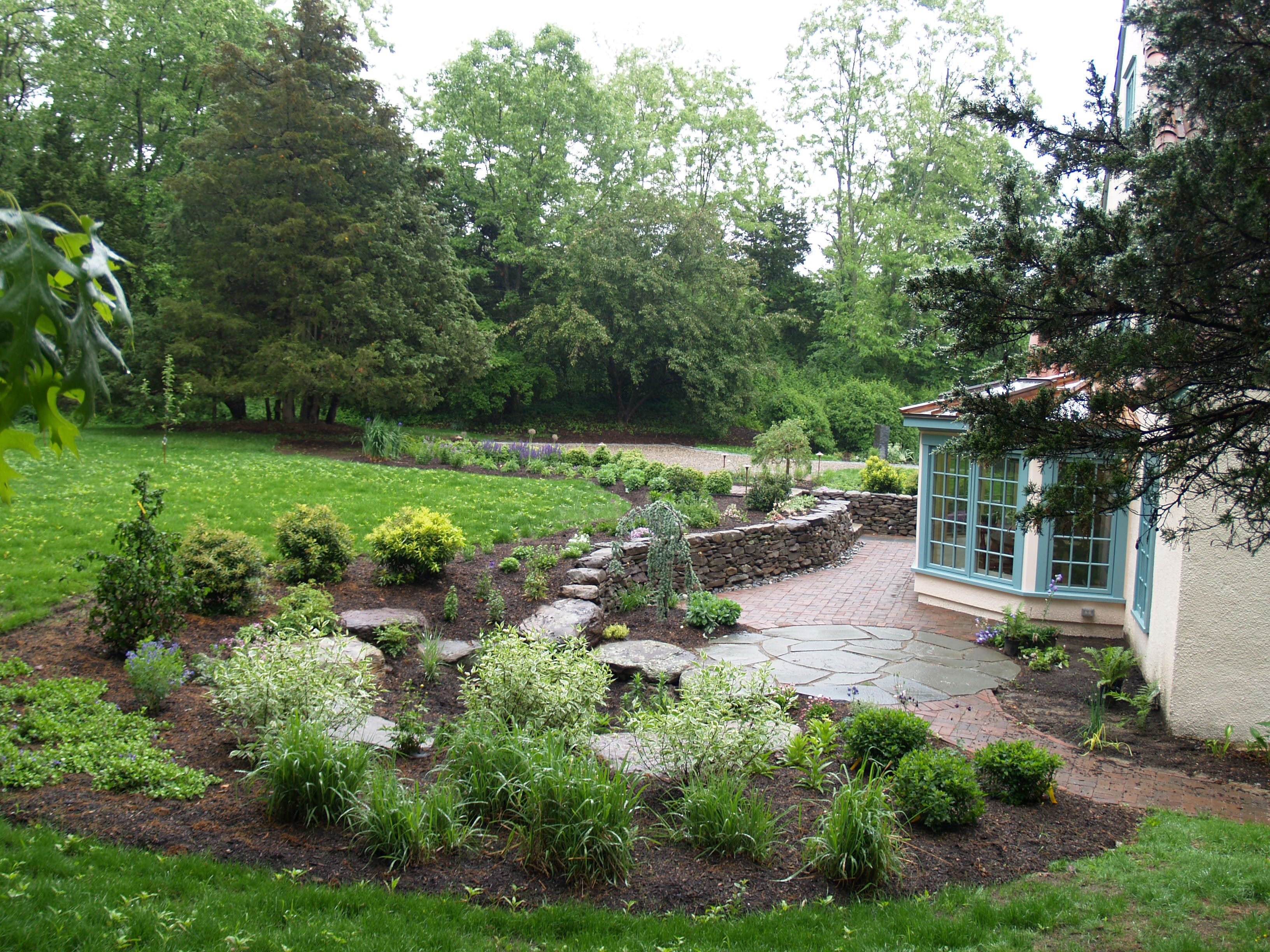 Rain Garden Design installation Rain Garden Landscape Ideas Madison Wi Proscapes Llc