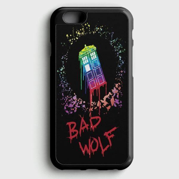 Bad Wolf iPhone 8 Case