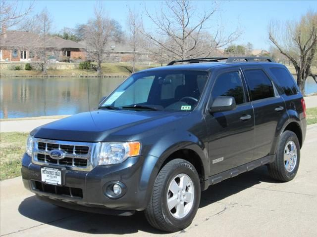 2008 Ford Escape Xlt Farmers Branch Tx Ford Escape Ford
