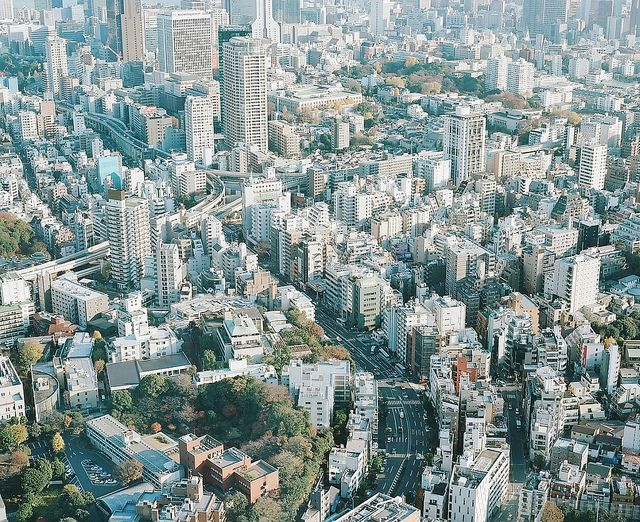 Blocks of Tokyo