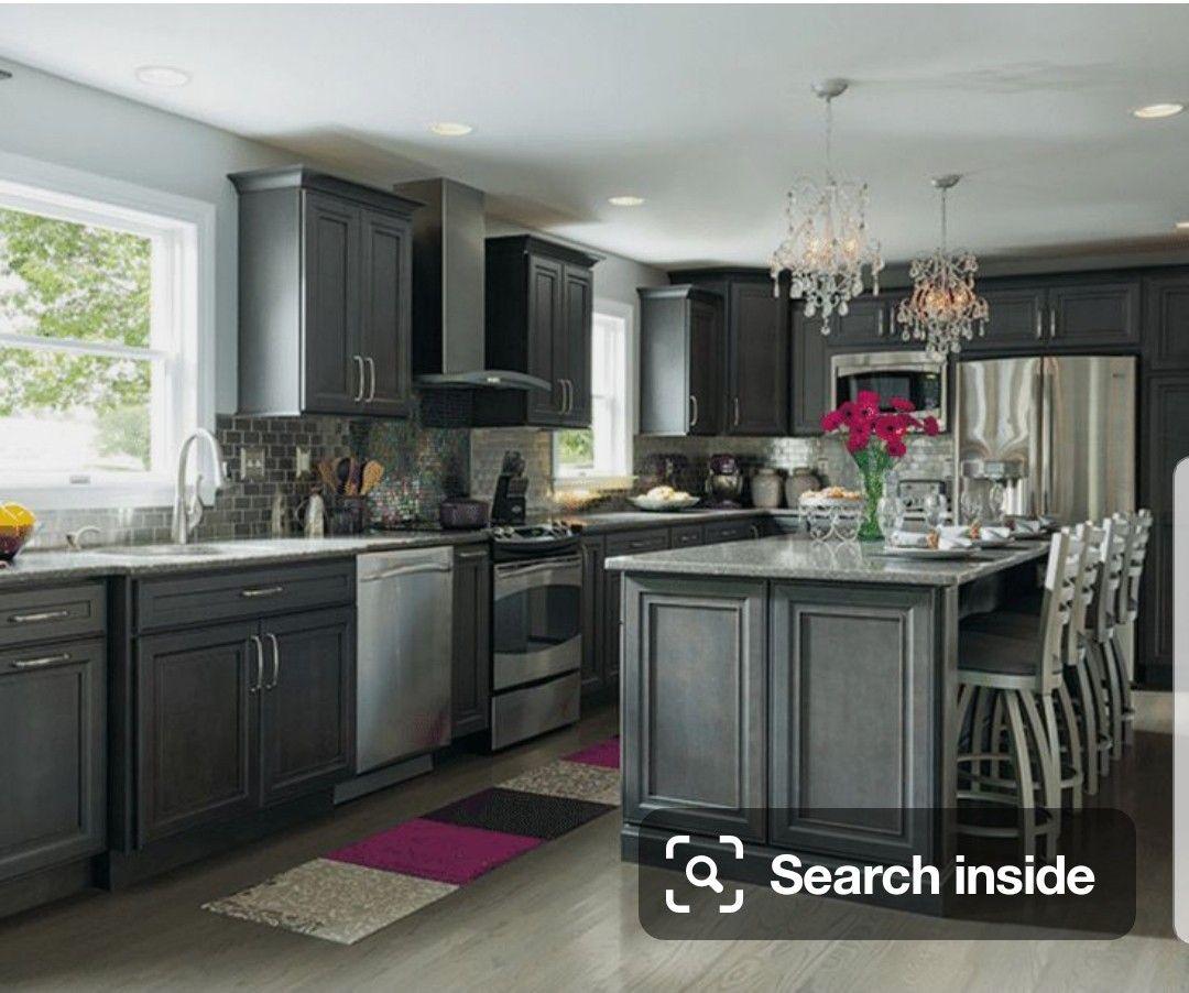 Kitchen Cabinets Decor, New