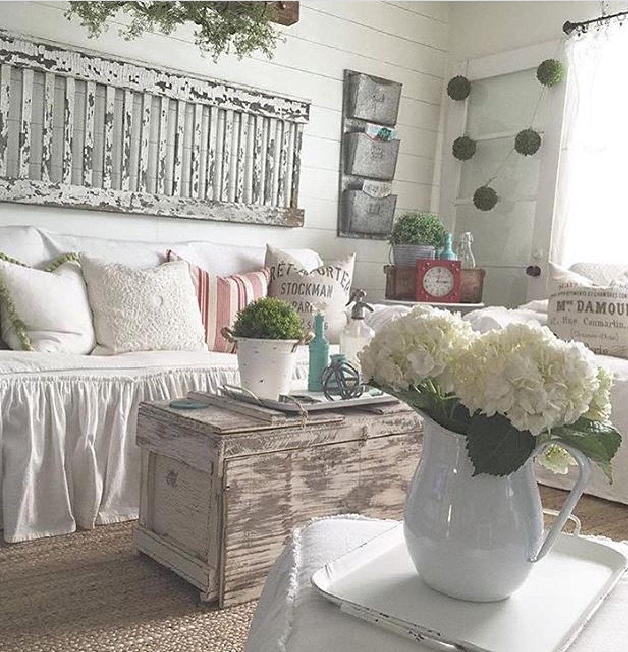 pinjan p on at home with white  urban farmhouse