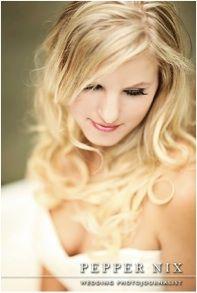 Pepper Nix Print shoot - Makeup