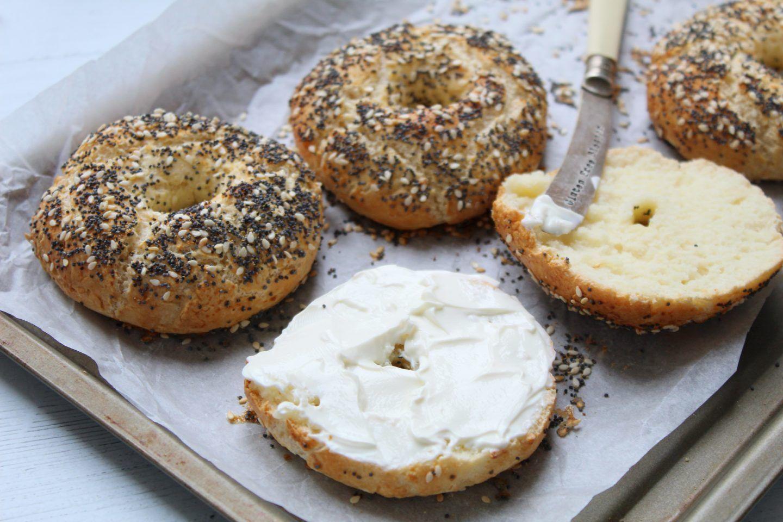 Easy gluten free bagel recipe The Gluten Free Blogger in