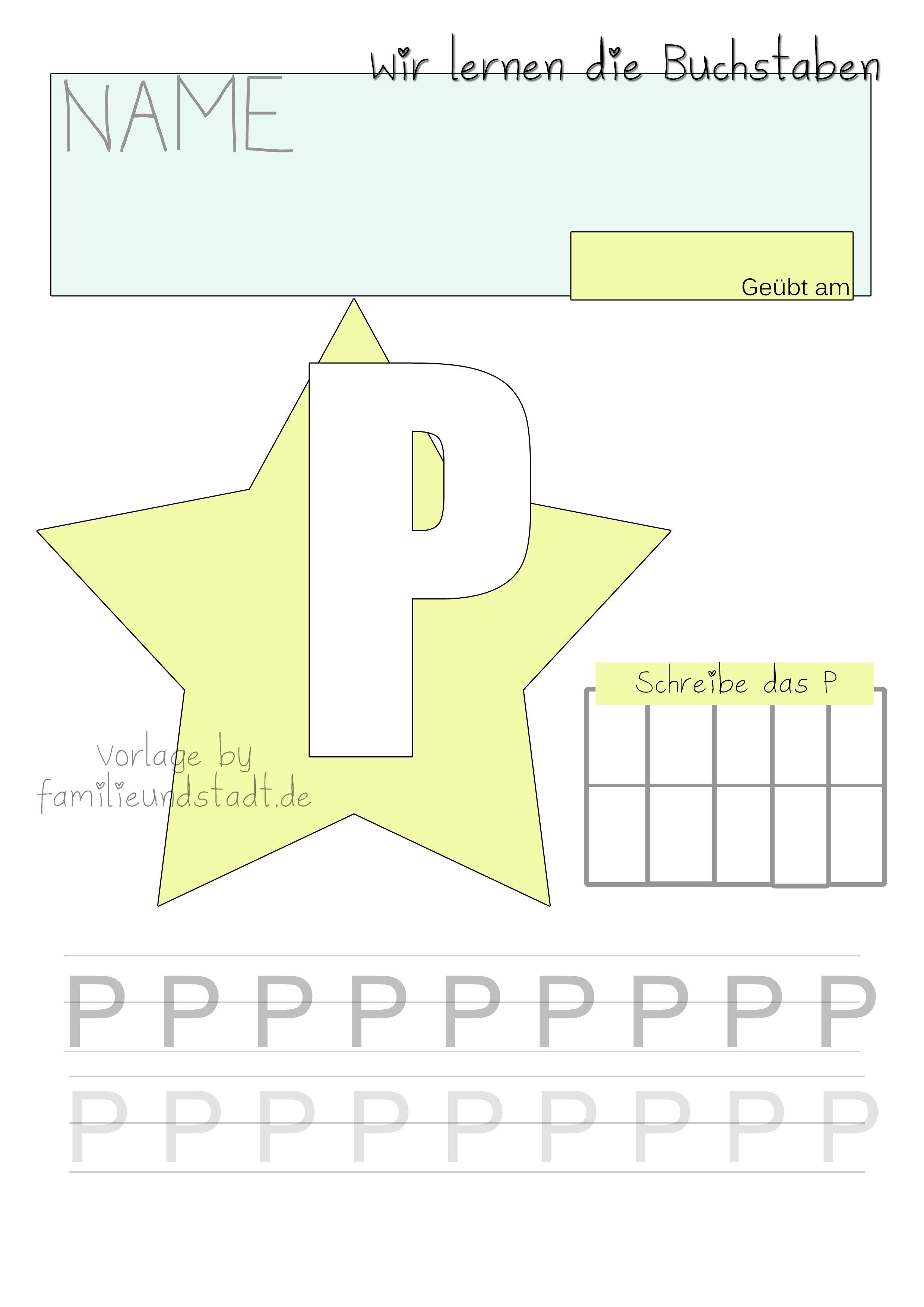 p-1.jpg (2480×3508)   Vorschule   Pinterest   Buchstaben lernen ...
