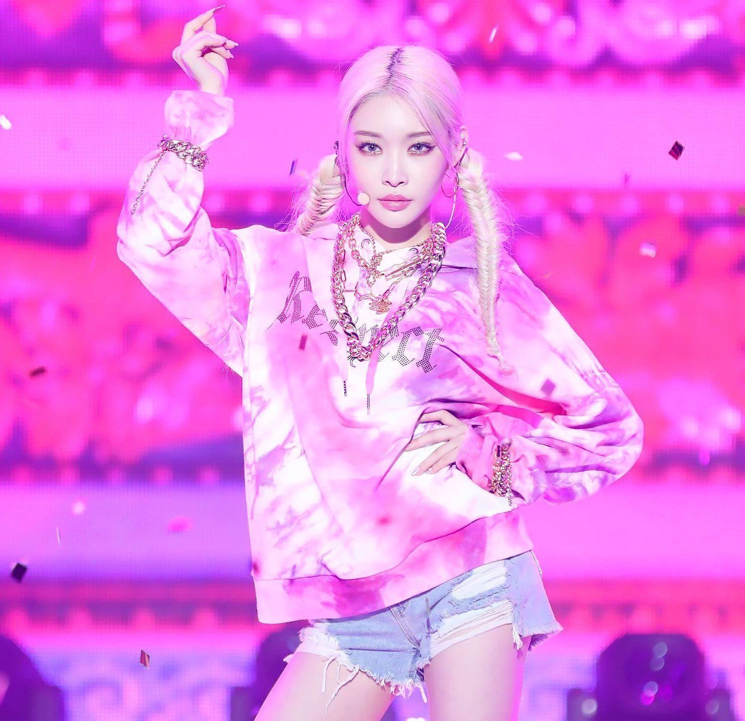 Respect Tie Dye Oversized Hoodie Chungha K Fashion At Fashionchingu Fashion Kpop Fashion Kpop Outfits