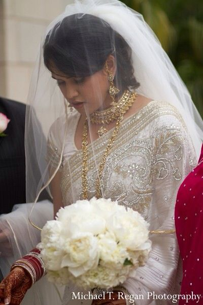 Indian Christian Bride Christian Bride Christian Bridal Saree