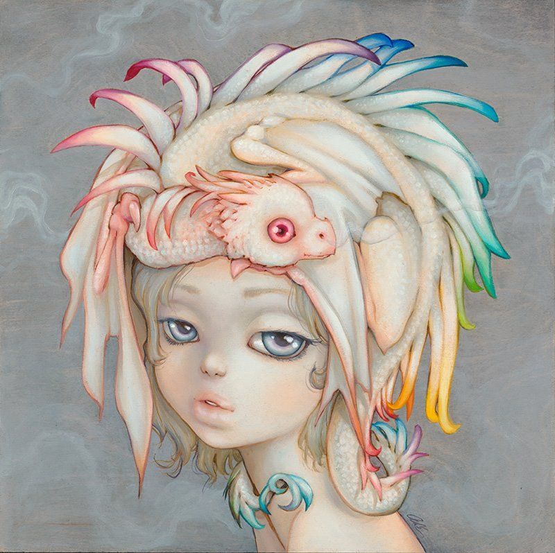 Camilla d'Errico Art | Картины, Искусство сюрреализма ...