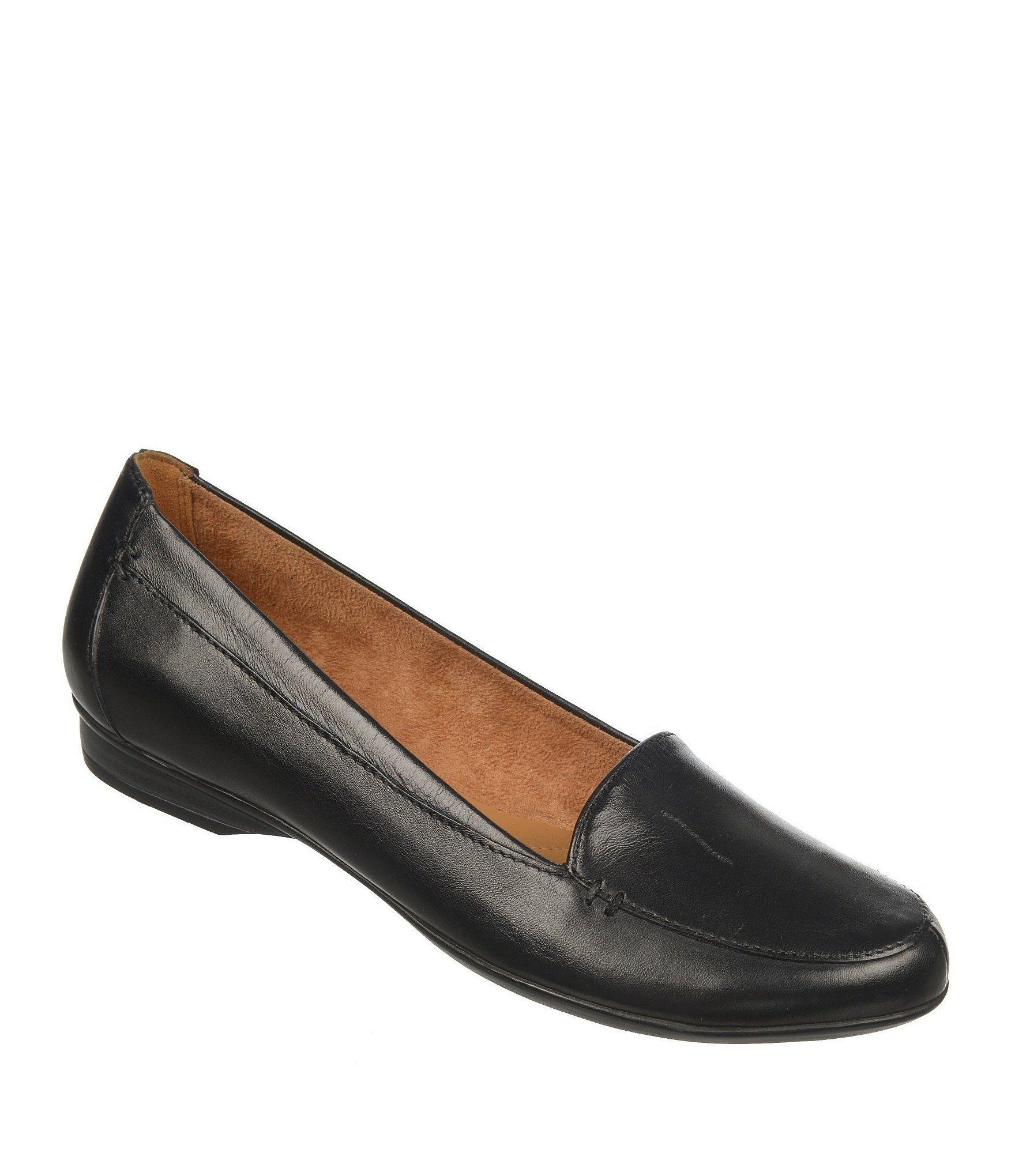 Naturalizer Saban Leather Slip-Ons
