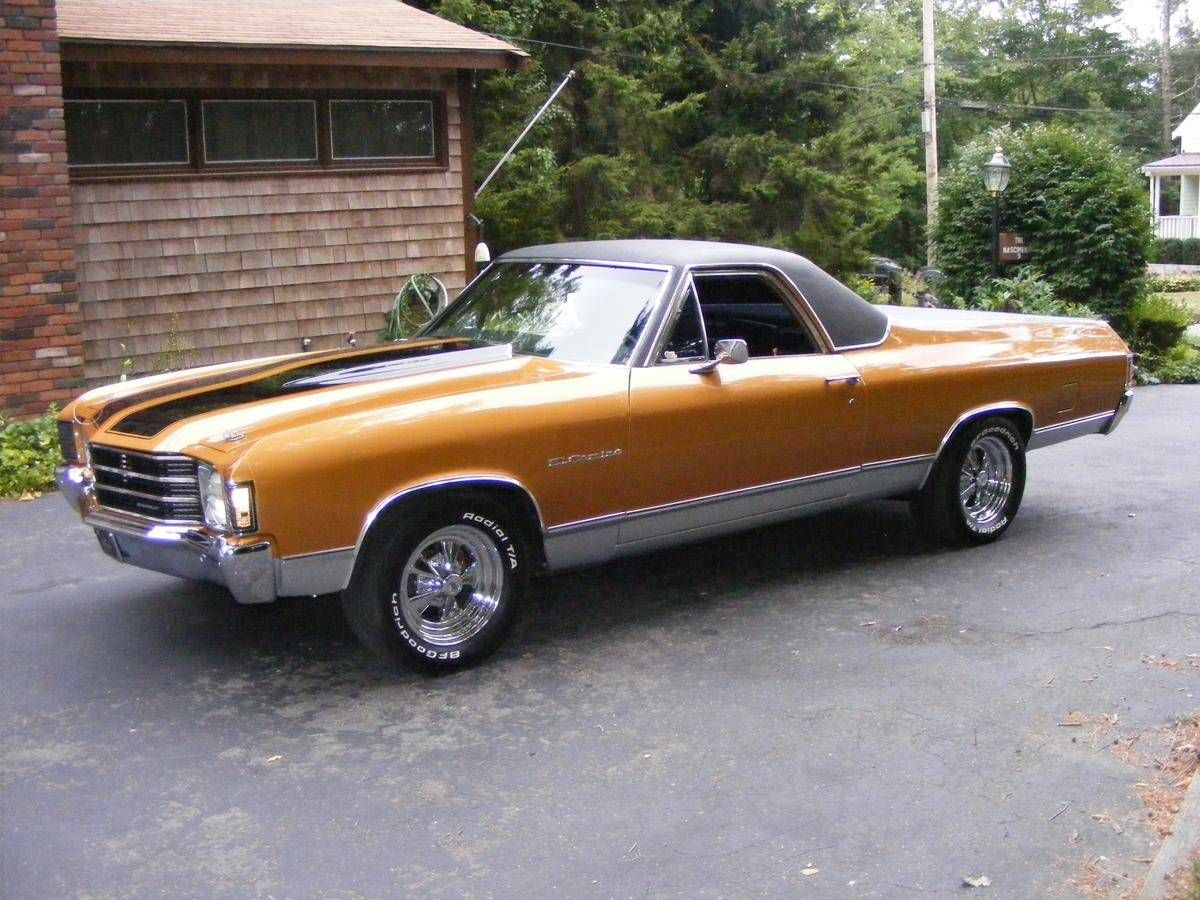 1972 Chevrolet El Camino for sale #1881229 - Hemmings Motor News ...