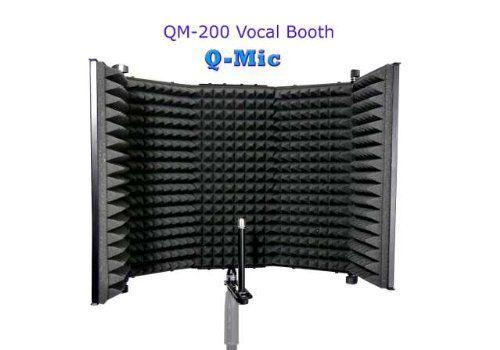 Q-Mic QM-200 Vocal Booth