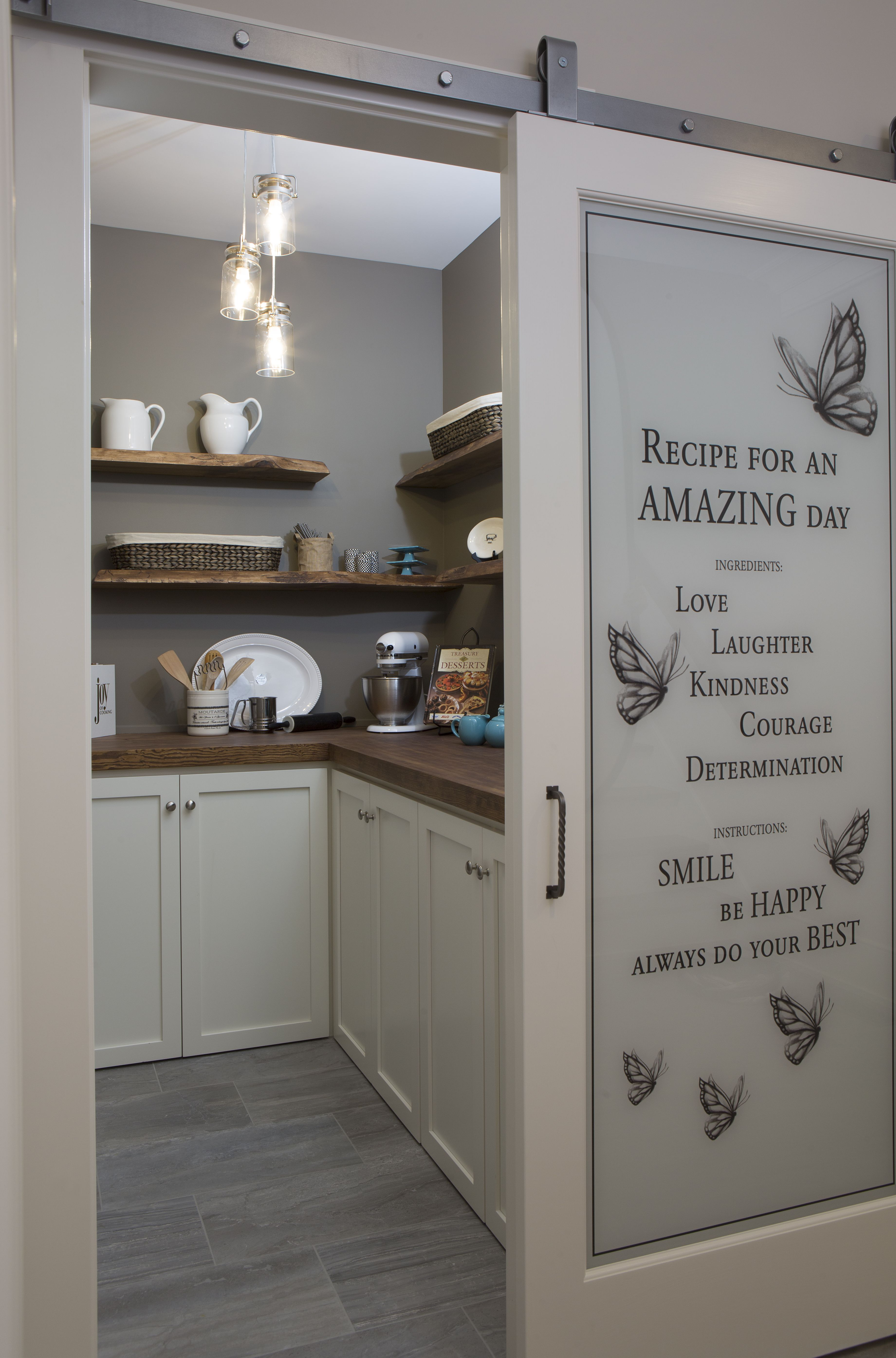 Home Frosted Glass Barn Door Glass Barn Doors Pantry Remodel