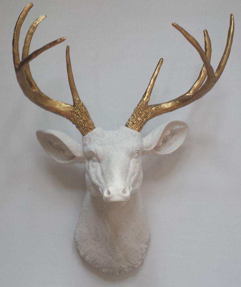 Regalos que encantan cabeza de venado ekl ctika color for Trofeos caza decoracion