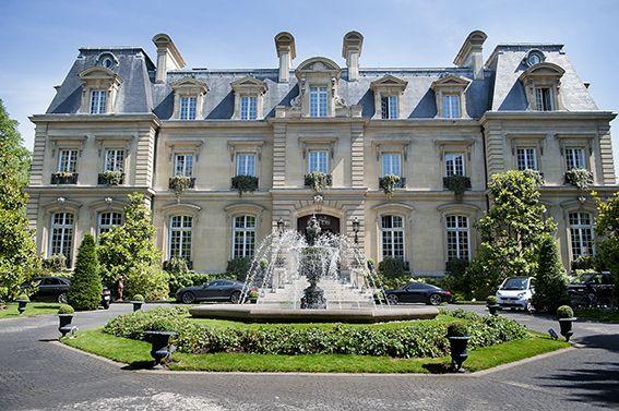 Bienvenue dans notre petit château ! © Photos Thuriès Gastronomie Magazine, Pascal Lattes