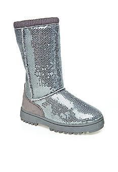 Rampage Annabelle Sequin Boot Girl