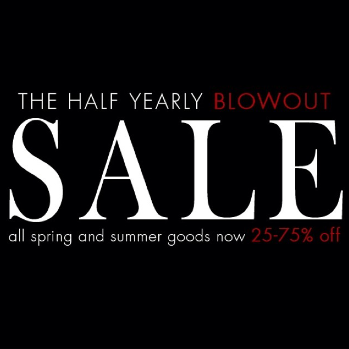 Our DIANI summer sale is still going! All spring/summer goodies are now 25-75% OFF. Shop in store and online! #sale #blowoutsale #dianisale #designersale #onlinesale #santabarbara #shopping #bestplacetoshopinsantabarbara #dianiboutique
