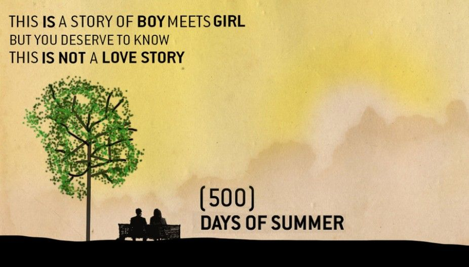 500 Days Of Summer Banda Sonora Pelis Sonora