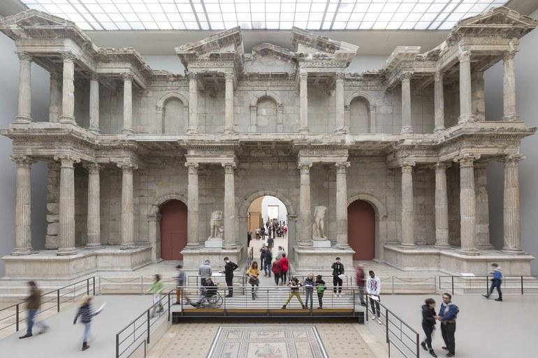 10 Best Museums In Berlin Conde Nast Traveler Virtual Museum Tours Pergamon Museum Berlin Virtual Travel