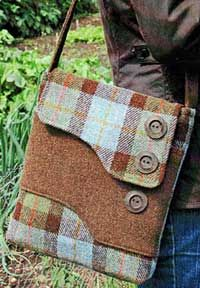 Purse Pattern News: Charlie's Aunt - Vintage Inspired Bag Patterns from Australia