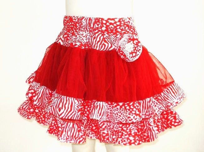 Sewing Patterns for Girls Dresses and Skirts: Tulle Tutu Skirt, Sewing Pattern for Girls Skirt, pdf pattern for 2 to 10 Years