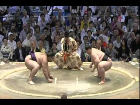 Sumo -Nagoya Basho 2015  Day 3 ,July 14h -大相撲名古屋 2015年 3日