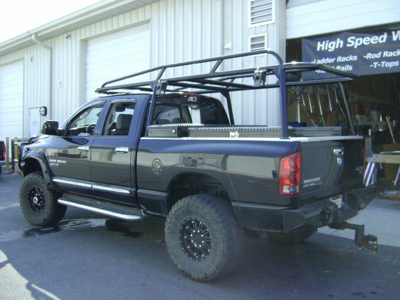Dodge Truck Ladder Rack Trucks Custom Trucks Custom Truck Beds