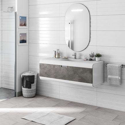 Mueble de lavabo CAPSUL - Leroy Merlin This is Home in 2018 - Leroy Merlin Renovation Cuisine