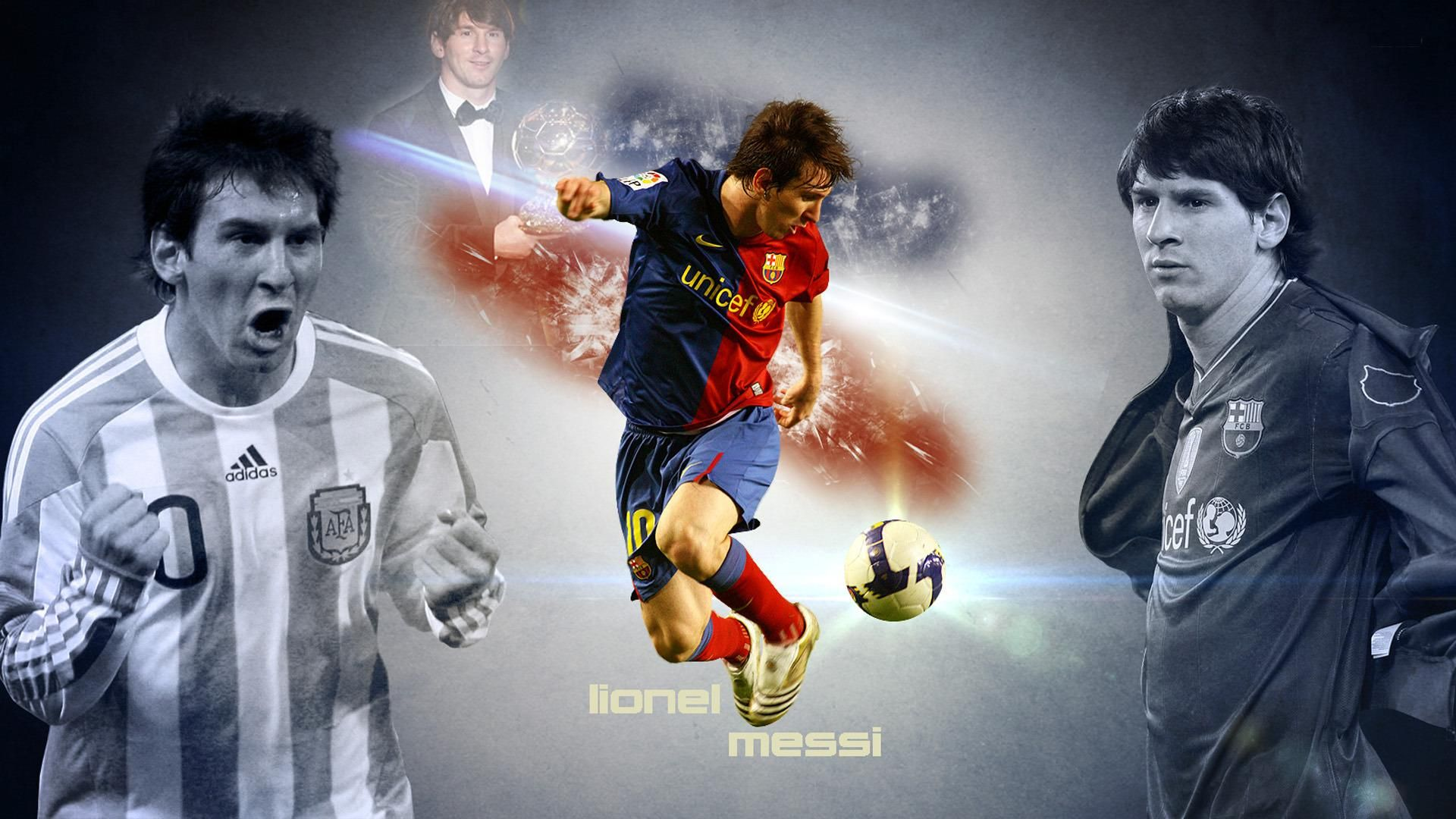 Google themes messi - Lionel Messi Fc Barcelona Vs Psg Uefa Champions League Wallpaper