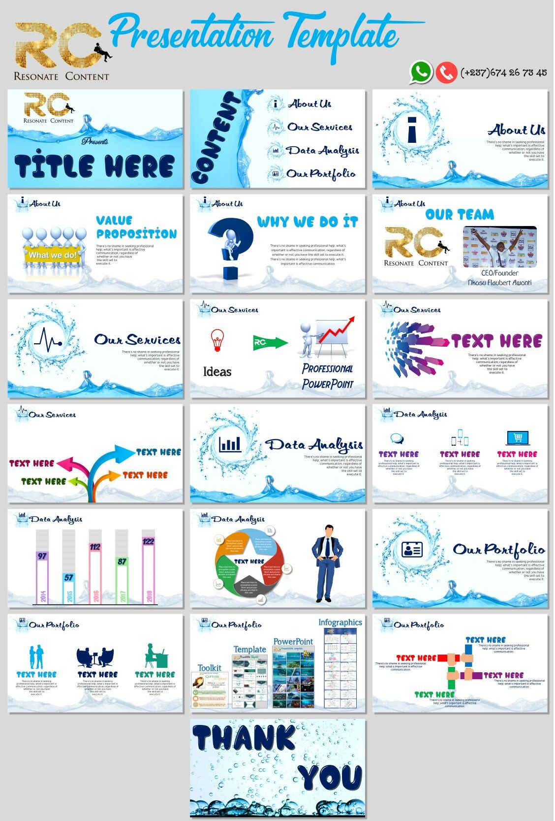 Business Pitch Powerpoint Presentation Template Business Pitch