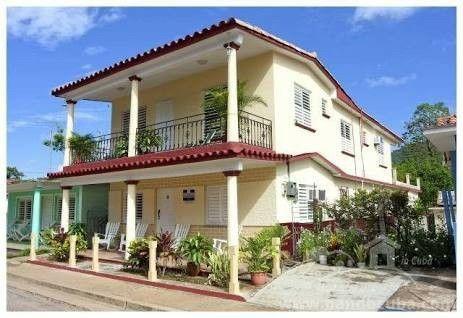 Casa Con Terraza Villa Vinales Casas Bellas