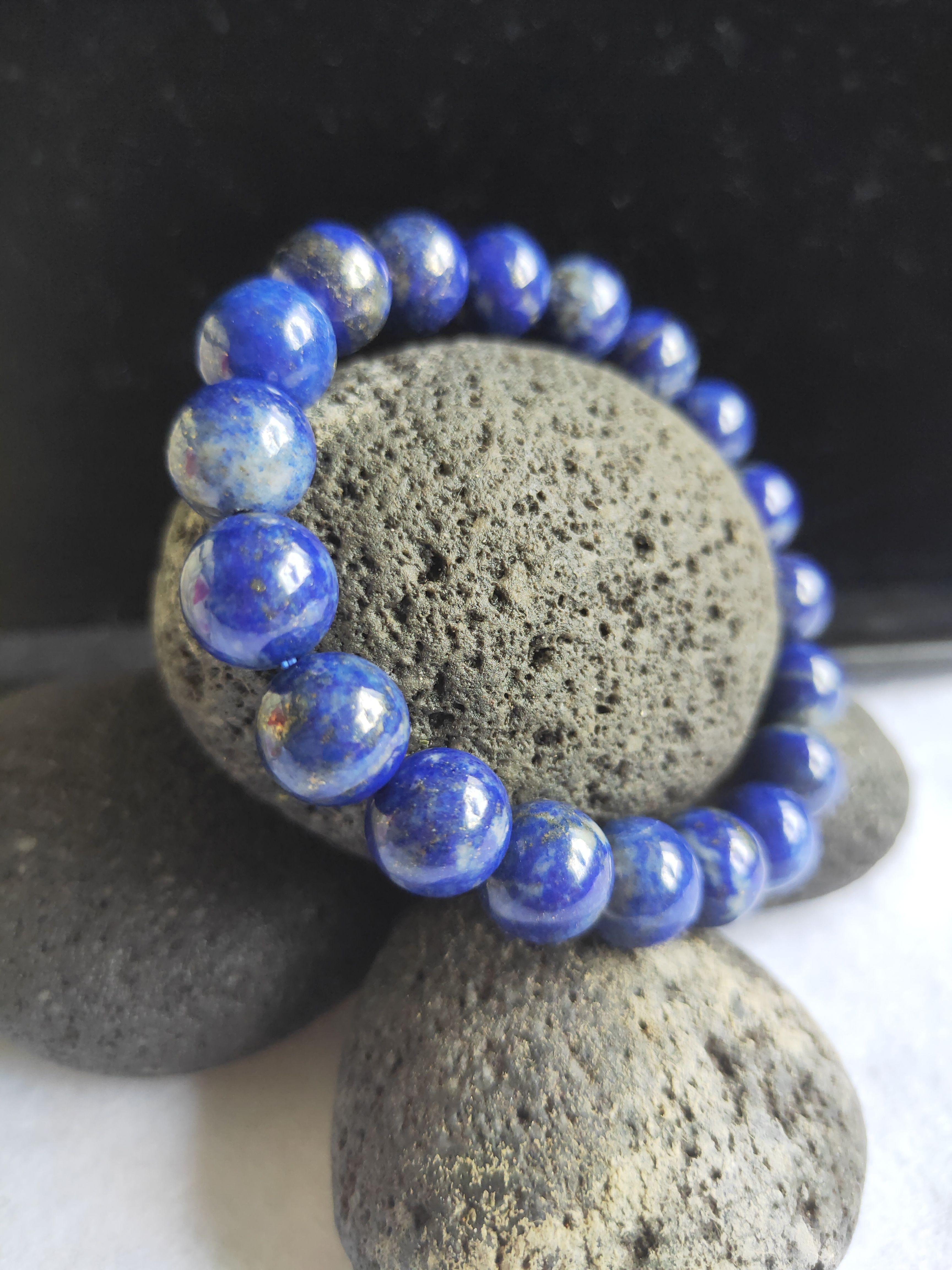 Lapis Lazuli Work Stone Attracts Promotion Success Etsy Lapis Lazuli Lapis Power Crystals