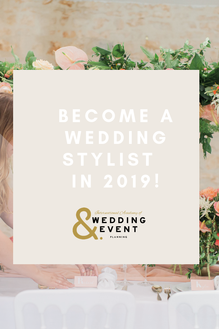 Start Your Dream Career Today Take A Course In Wedding Planning Wedding Styling Floral Desig Wedding Planning Wedding Planner Course Wedding Business Ideas
