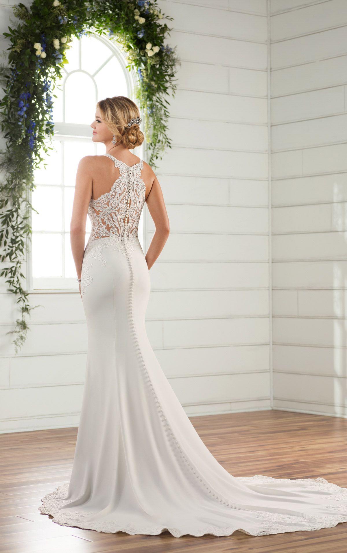 Beach Wedding Dresses (With images) Essence of australia