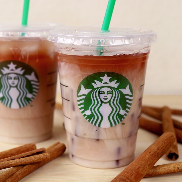 Image result for iced chai tea latte starbucks