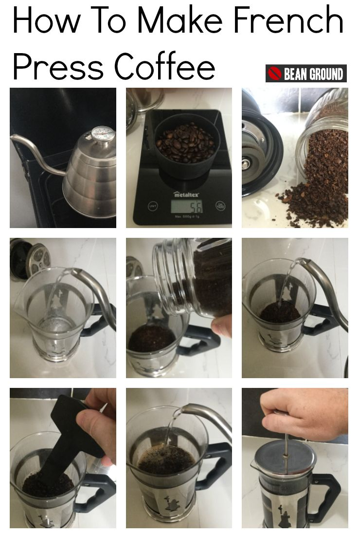 How To Make French Press Coffee (StepByStep Guide Best
