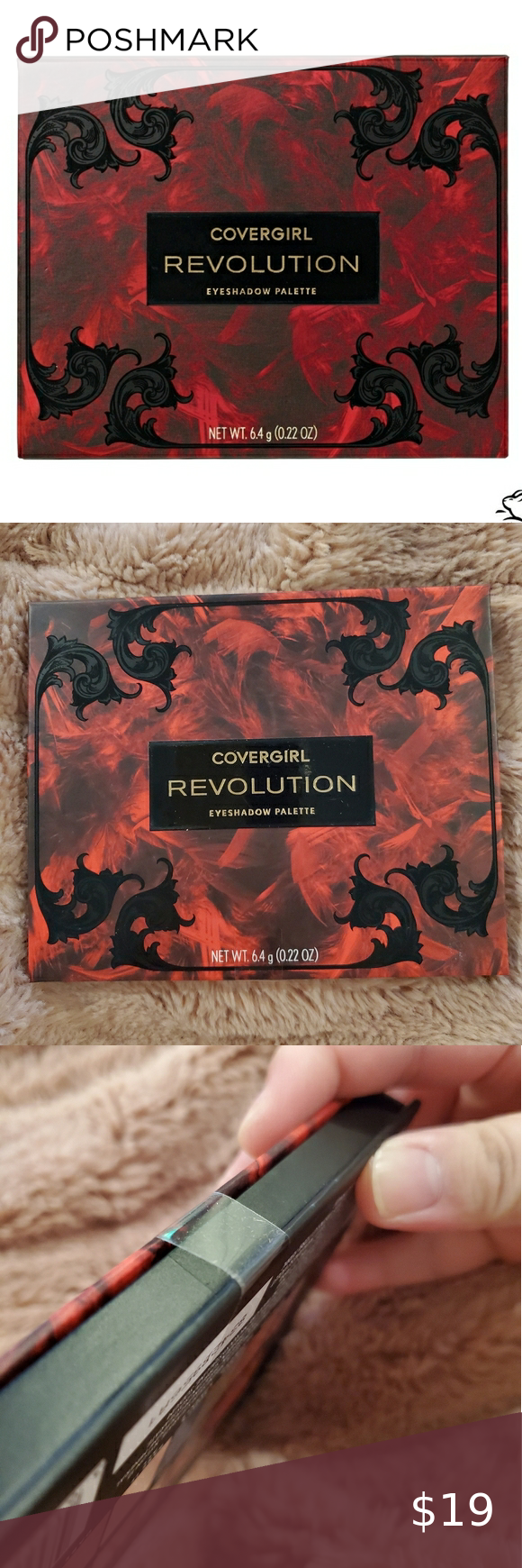 Covergirl Revolution eyeshadow palette NWT in 2020 (With