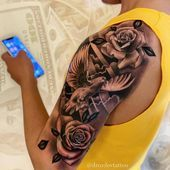 Photo of Tatouages pour hommes sur la poitrine #Tattoosformen – Tatouages pour hommes – #chest #men #Tatouages …