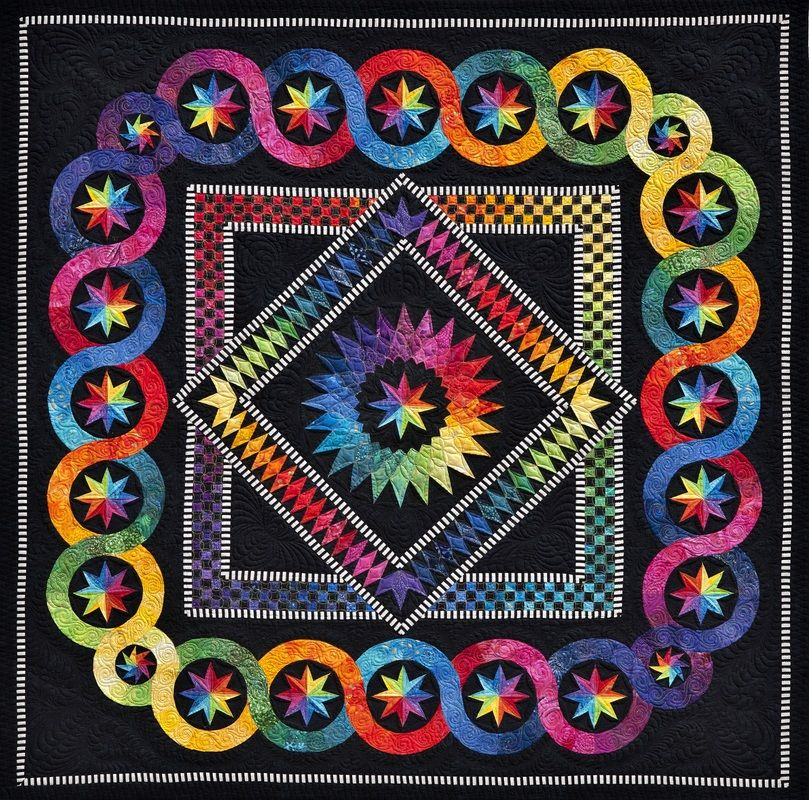The Most Amazing Quilts I Just Watched Jacqueline On The