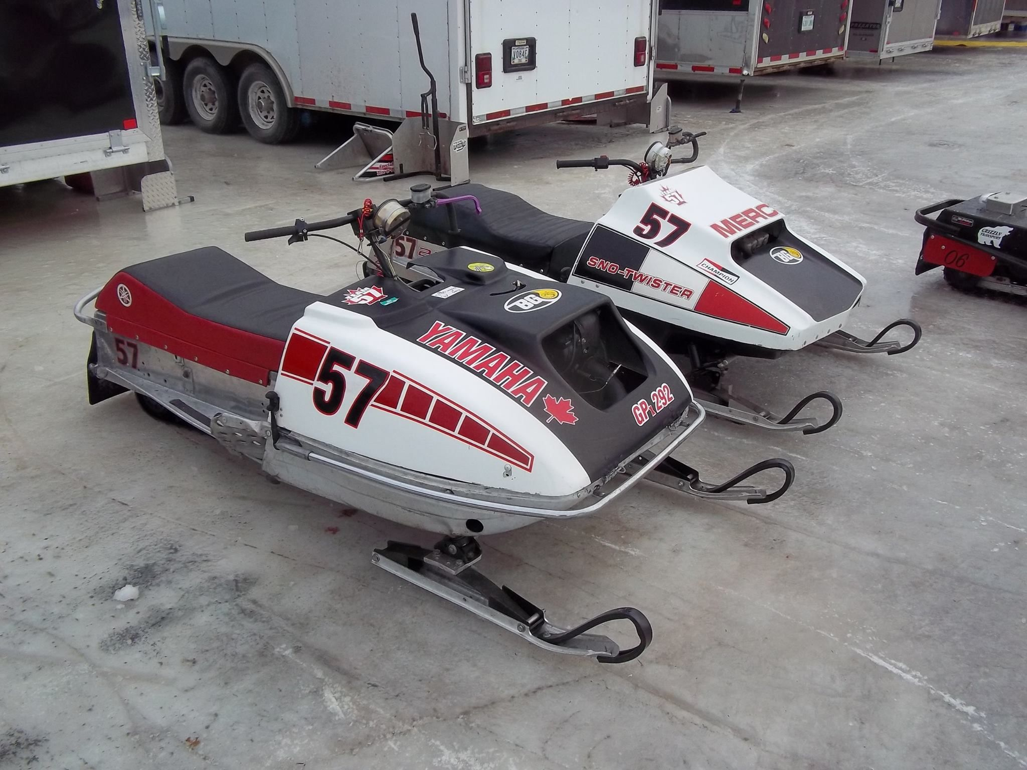 Pin By Rich On Yamaha Vintage Sled Vintage Racing Snowmobile