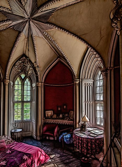 Charleville Castle Interior By Kckelleher11 Via Flickr