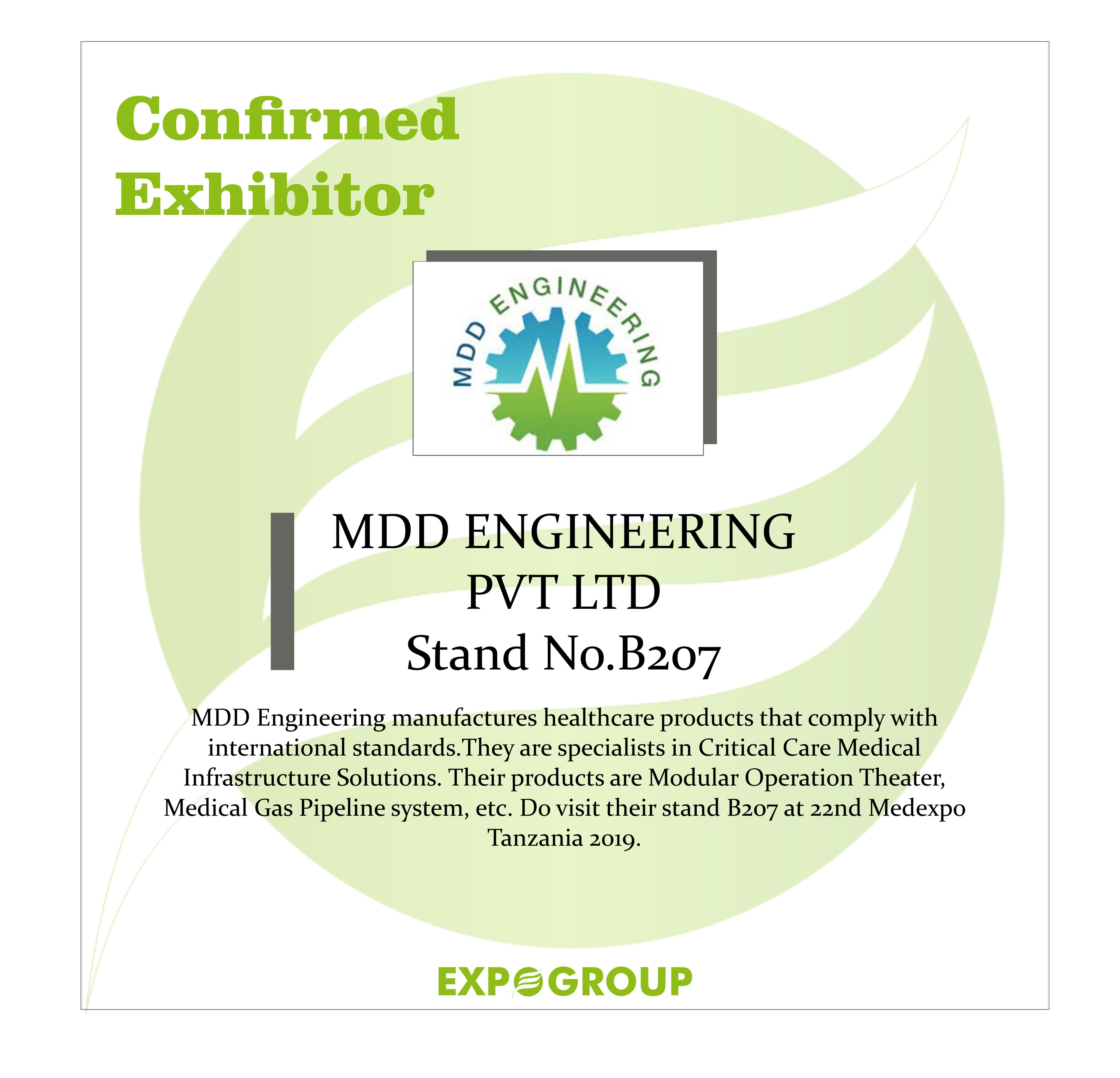 Mdd Engineering Manufactures Healthcare Products That Comply With International Standards They Are Specialists In Critical With Images Critical Care Engineering Medical