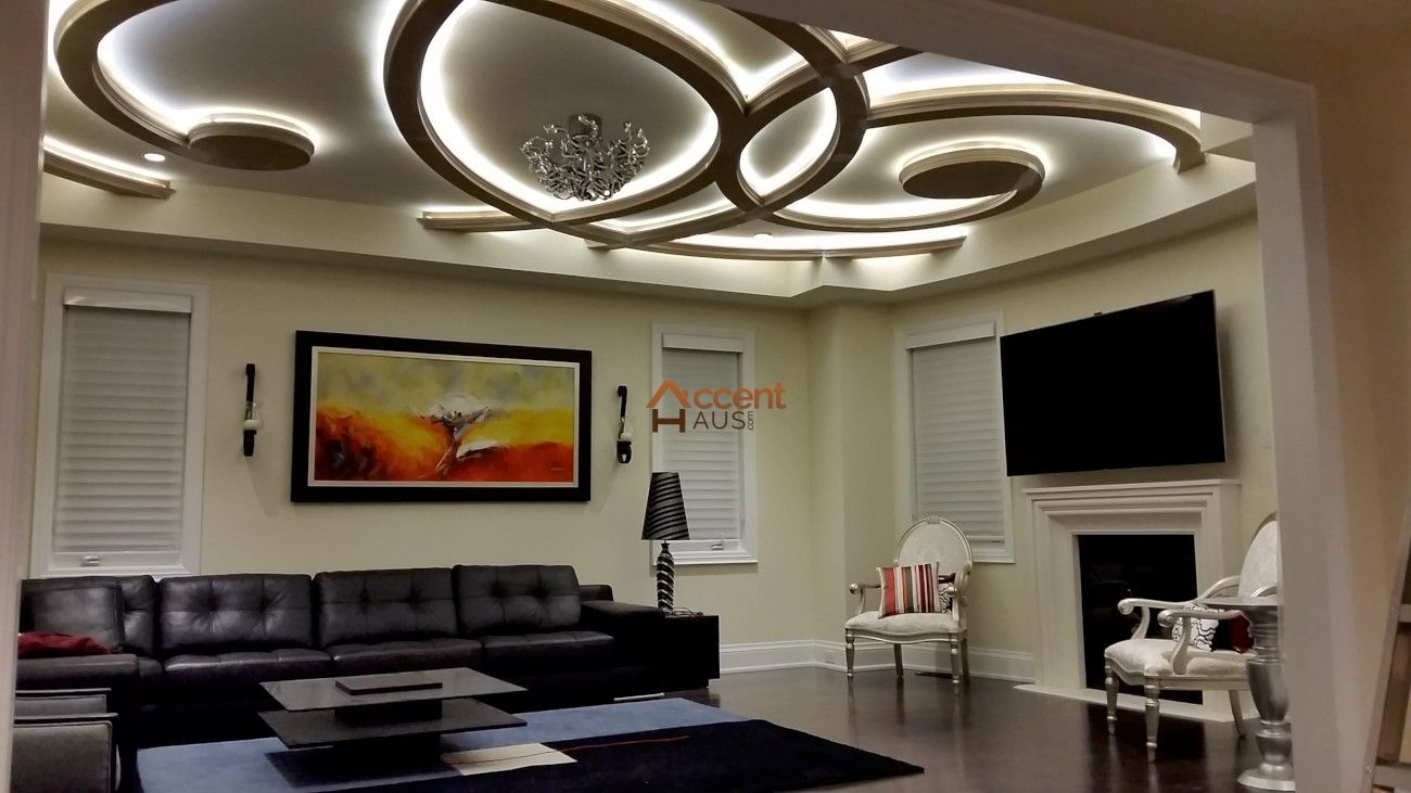 Coffered Waffle Ceiling Beams ideas, cost and pictures ...