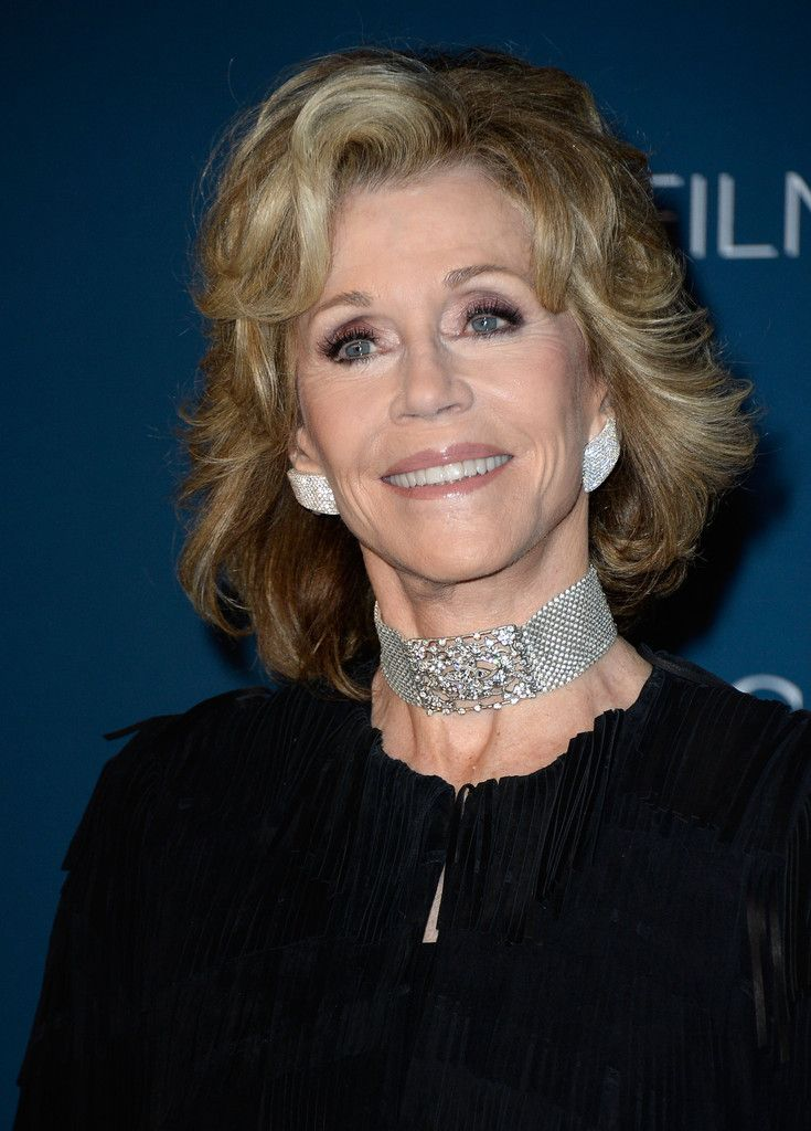 30 Best Jane Fonda Hairstyles Pinterest Elegant Hairstyles Shag
