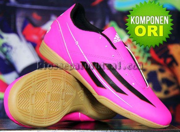 Adidas F5 Pink Strip Hitam Harga 150 000 Kode F5 Pink Strip