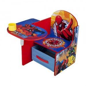 Miraculous Marvel Spider Sense Spider Man Chair Desk From Delta Andrewgaddart Wooden Chair Designs For Living Room Andrewgaddartcom