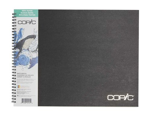 Too Copic paper selection sketchbook S size New M